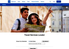 amextravelresources.com