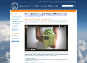 amfellow.org