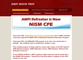 amfi-mock-test.weebly.com