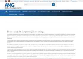 amg-alarmtechnik.de