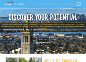 amgenscholars.berkeley.edu