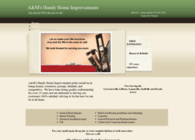 amhandyhomeimprovements.webstarts.com