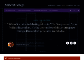 amherst.edu