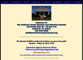 amherstcountymuseum.org
