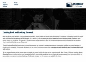 amherstfund.com