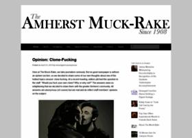 amherstmuckrake.com