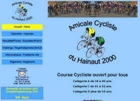 amicalecyclisteduhainaut.be
