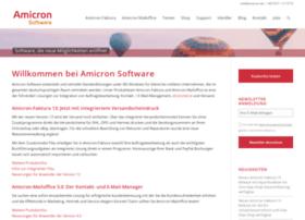 amicron-software.de