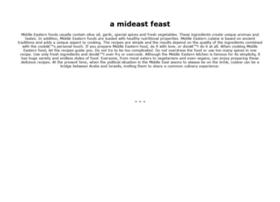 amideastfeast.com