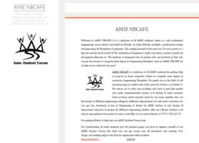 amie.nbcafe.in