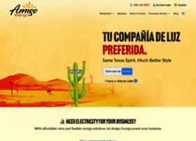 Amigoenergy.com