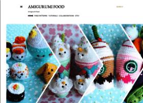amigurumifood.com