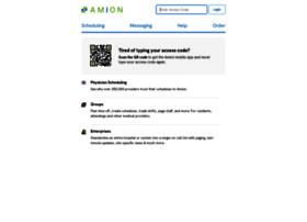 amion.com