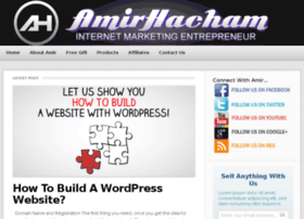 amirhacham.com