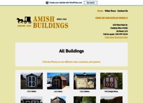 amishbuildings.com