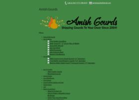 amishgourds.com