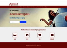 amistadinsuranceservices.com