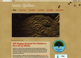 amityquilter.blogspot.com
