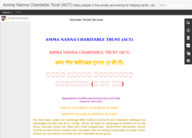 ammanannacharitabletrust.blogspot.in