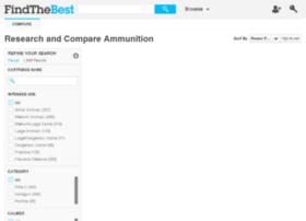 ammo.findthebest.com