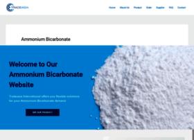ammonium-bicarbonate.com