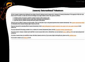 amnesty-volunteer.org