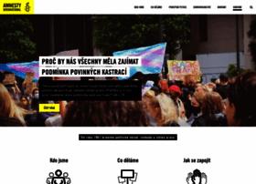 amnesty.cz