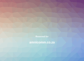 amnicomm.co.za