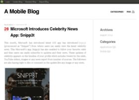 amobileblog.blog.com