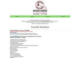 amodeoauctions.com