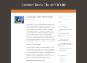 amonarttattoo.com