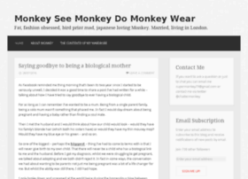 amonkeyfatshionista.co.uk