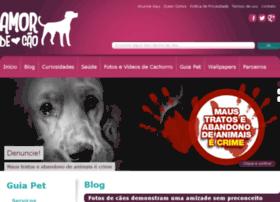 amordecao.com.br