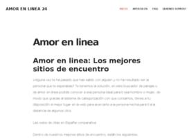 amorenlinea24.com