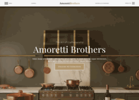 amorettibrothers.com
