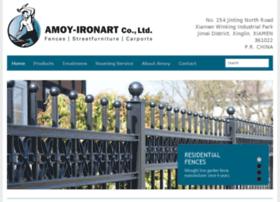 amoy-ironart.com
