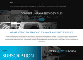 ampedsoftware.com