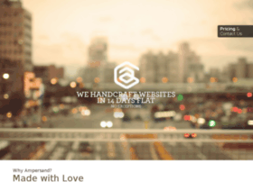 ampersandwebsites.com