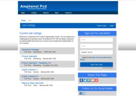 amphenolpcd.hirecentric.com