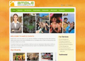 ampleevents.com