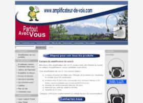 amplificateur-de-voix.com