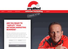 amplifiednetworkmarketing.com