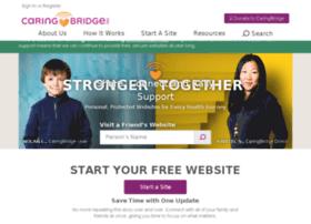 amplifierhub.caringbridge.org