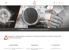 amplitude-systemes.com