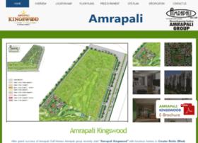 amrapalikingswood.com