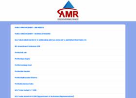 amrinfrastructures.com
