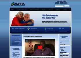amritafinancial.com