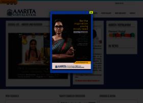 amritavidyalayam.org