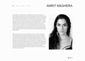 amritmaghera.com