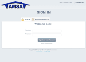 amsa.appraisalscope.com